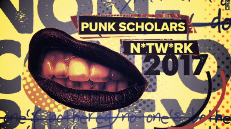 Punk Scholars Network