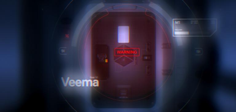 VR HUDs: Ore